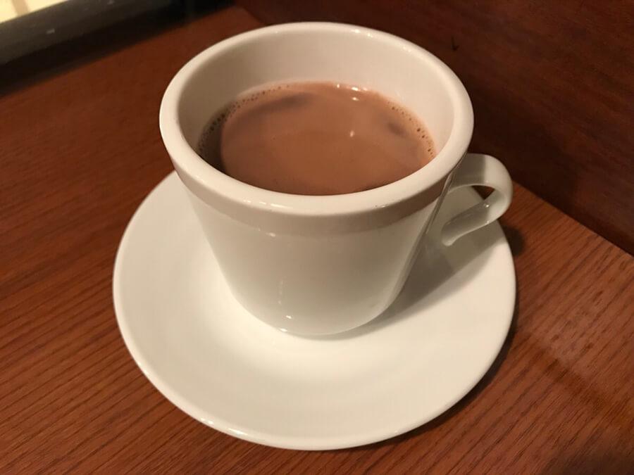 喫茶店のコーヒー